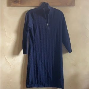 Tommy Bahama cable knit dress -small